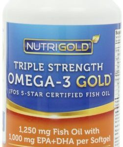 Nature made fish oil 400 softgels pharmacist recommended for Nutrigold fish oil