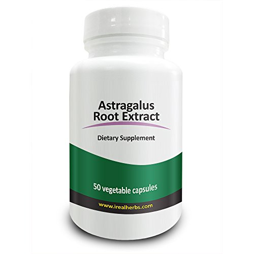 Real herbs astragalus extract capsules 4 1 extract