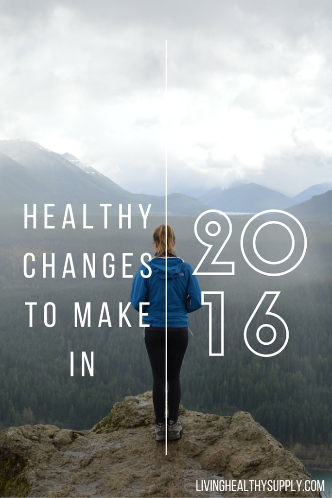 healthy tips, healthy living, healthy habits, healthy changes, new years resolution