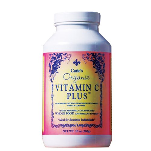 Catie's Organic Vitamin C Plus by Energy Essentials - 10oz bottle